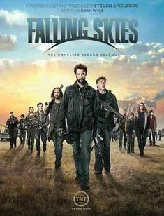 Falling Skies - Invasion Date for 'The Complete Season' on DVD, Blu-ray Movies And Series, Sci Fi Series, Movies And Tv Shows, Falling Skies, Serie Lost, Science Fiction, Noah Wyle, Paranormal, Skier