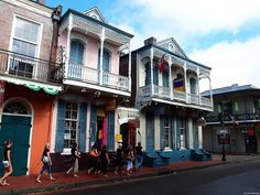 I've been itching to go back..the French Quarter never gets old!