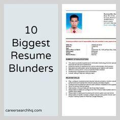 Expert resume writing 10