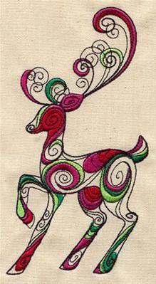 Doodle Deer_image
