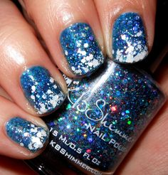Imperfectly Painted: HPB Presents: Winter Mani