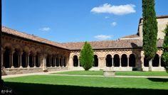 Claustro de la Concatedral del San Pedro, Soria (España)