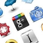 Freebie: Popular applications icon set, (high quality finishing)