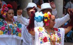 Yucatán, tierra del mayab.  Nuestro traje regional.