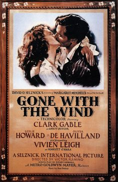 1939 ad: Gone with the Wind
