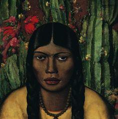 Alfredo Ramos Martinez, Mancacoyota (1930)