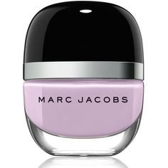 Marc Jacobs Enamored Nail Sundays Cool ($18) ❤ liked on Polyvore featuring beauty products, nail care, nail polish, beauty, makeup and nails
