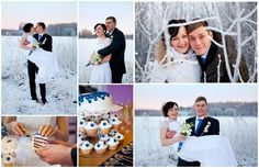 Braut Make-up, Creative, Polaroid Film, Beautiful, Winter Time, Photo Studio, Wedding Photography, Newlyweds, Getting Married