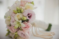 orchid bridal bouquets | ... the bouquet binding, truly making this bouquet personal and unique
