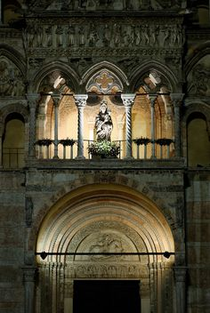 La cattedrale di Ferrara