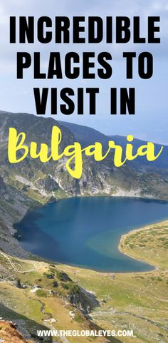 Visit 15 of the most charming places in Bulgaria you probably have not been to yet. Check out this post to find out which ones they are. Travel Europe I Travel Hacks&Tips I Travel Inspiration Europe Travel Tips, Travel Guides, Travel Destinations, Travel Hacks, European Destination, European Travel, Bulgaria, Eslava, Rio