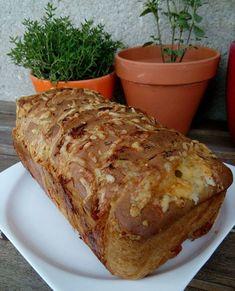 Kváskový trhací chléb Lidl, How To Make Bread, Starters, Banana Bread, Desserts, Food, Meal, Deserts, Essen