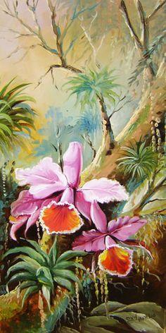 Floral Orquídea Onil Mello | Rede Aliança