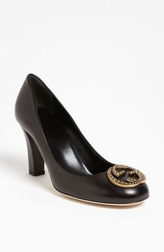 Gucci Logo Pump available at #Nordstrom