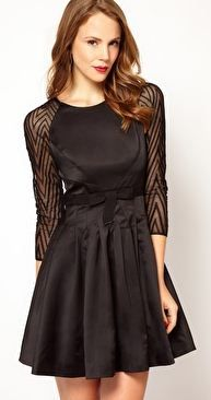 such a cute party dress!