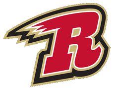 Rapid City Rush Hockey logo.  (Semi-pro team in Rapid City, South Dakota)   My FAVORITE team!!!    :)