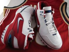 First images and release date regarding the Nike Air Zoom Generation 1st Game re-release, which celebrates LeBron's NBA debut and first signature shoe