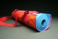 Get Your Om En Con un Yoga Bag Handmade De Etsy / Exercises ...