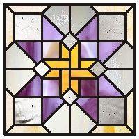 Carpenters star (cross)