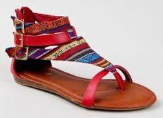 Summer 2012 Shoe Trends