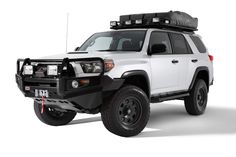 Four Wheeler Magazine's Project Toyota 4Runner Backcountry makes its world debut at the 2010 SEMA Show.