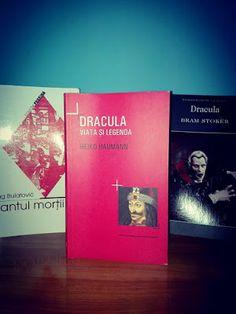 Sleepywolfread: Dracula - Viața și legenda de Heiko Haumann