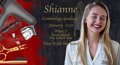 Student Here's what our future professional Shianne had to say About her AIB experience. visit any of our campus to start your own path in to the ever growing beauty industry to. click the link in our bio for more information. Student Life, Beauty Industry, I School, What Is Love, Cosmetology, Future, Sayings, Estheticians, Hair