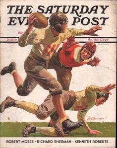 The Saturday Evening Post October 12 1935