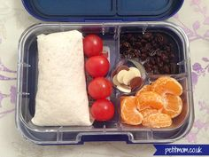 What's inside Daddy's Lunch today?