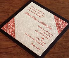 Looking for ideas for grad announcements.   ajalon invitations, affordable letterpress!