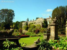 Mount Stewart House from the garden