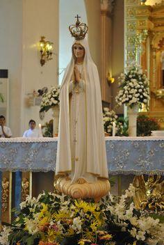 Our Lady of the Most Holy Rosary of Fatima Nuestra Señora del Santísimo Rosario de Fátima