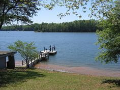 "Lake Norman Among ""Top 10 U.S. Lakes for Family Vacation"" .....this was our 1st house on LKN"