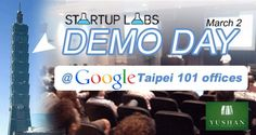 Startup Labs Taiwan Demo Day on the horizon!