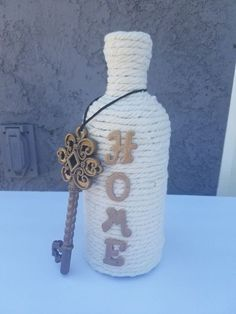Decorative Glass Bottle all about Home