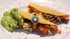Gevulde taco's - recept | 24Kitchen