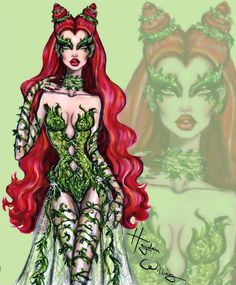 Hayden Williams DC Comics Poison Ivy