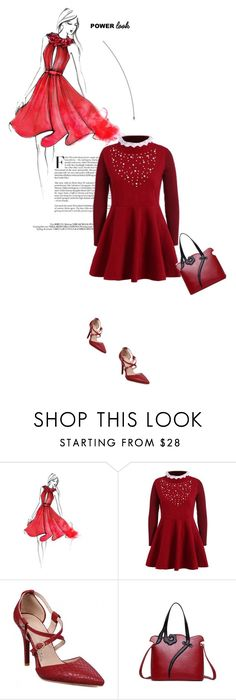 """""""Still..."""" by theitalianglam ❤ liked on Polyvore featuring powerlook"""