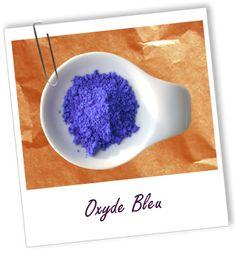 Colorant Oxyde minéral bleu Aroma-Zone