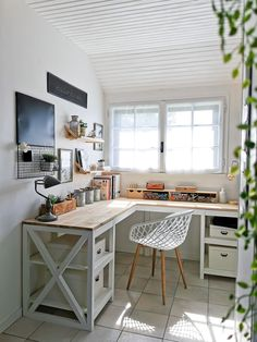 Home Office Space, Home Office Design, House Design, Canadian House, Ocean Room, Layout, Bedroom Inspo, Home Decor Inspiration, Diy Home Decor