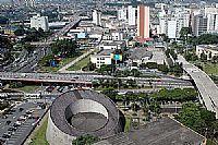 Santo André - Santo André-SP-Vista da prefeitura (City Hall)