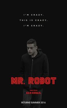 Rami Malek in Mr. Robot (2015)