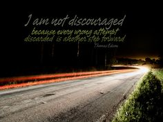 Don't be discouraged if you had relapses. rather stay motivated for you are progressing in your recovery. A #bulimia free life is their at the end of the road for you. Don't give up!