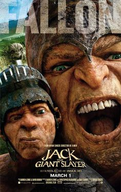 Jack the Giant Slayer 27x40 Movie Poster (2013)
