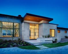 Modern hill country contemporary design by heyl architects for Hill james design d interieur