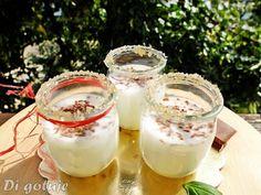 Di gotuje: Napój jogurtowy z wodą kokosową i czekoladą (strac...