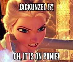 Re pin for Jelsa like for Jackunzel