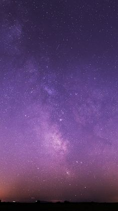 Beautiful Starry Night. iPhone wallpapers Nature Landscape. Tap to find more iPhone wallpapers and backgrounds. Skies at Night, Silent Nights - @mobile9