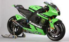 Kawasaki Ninja ZX-RR moto GP bike