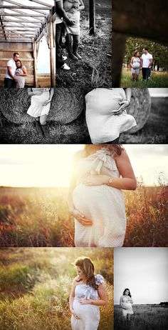 Maternity Portrait posing ideas...Love this photographers work!